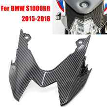 For BMW S1000RR 2015   2018 S1000 RR ABS Plastic Carbon Fiber Rear Seat Tail Light Panel Cover Guard Fairing Protector S 1000 RR