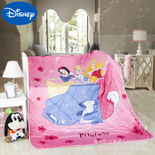 Disney children's summer quilt can be washed 100% cotton cartoon air-conditioned quilt summer cool quilt can be machine washed