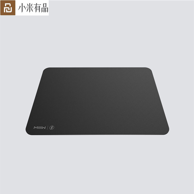 New Youpin MIIIW E sports 2.35mm Ultra thin Mouse Pad Minimalist Bottom Non slip Design PC Material For Work and E sports