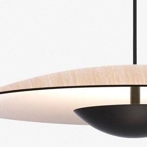 Image 5 - Beroemde Designer Persoonlijkheid Creatieve Enkele Restaurant Hanglamp Eenvoudige Nordic Stijl Cafe Eettafel Mode Hanglamp