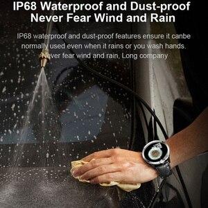 "Image 4 - 2020 חכם שעון IP68 אק""ג + PPG לחץ דם מדידה E70 Smartwatch לב שיעור חמצן צג שיחת תזכורת ספורט גברים נשים"