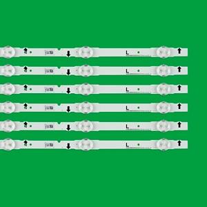 Image 4 - 12 قطعة/المجموعة LED الخلفية قطاع ل سامسونج LED TV UE48H6400 UE48H6200AK BN96 30453A BN96 30454A D4GE 480DCA R3 D4GE 480DCB R3