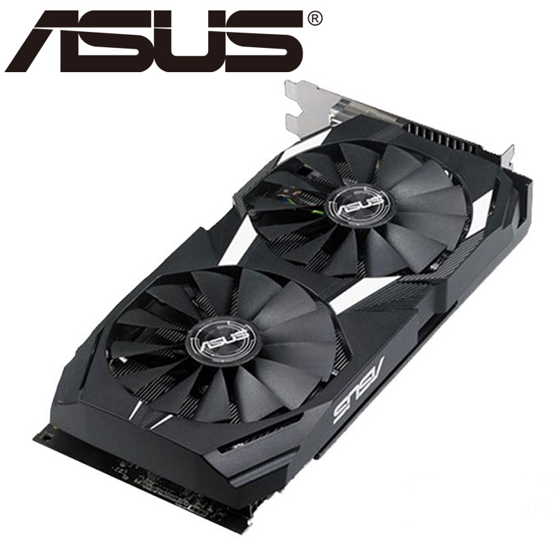 ASUS Video Graphics Card RX 580 With 4GB 256Bit GDDR5 for AMD RX 500 Series 3