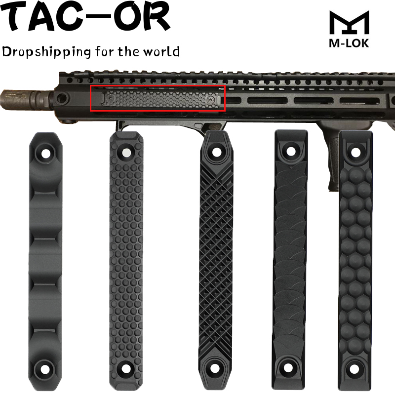 keymod m-lok rifle ar15 handguard montagem dropshipping