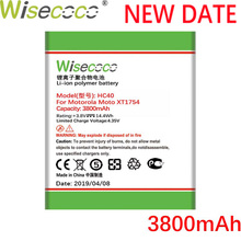 Wisecoco HC40 3800mAh For Motorola Moto XT1754 XT1755 XT1758 M2998 NEW Produce High quality battery+Tracking number