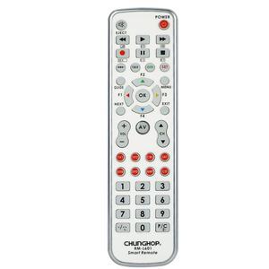 Image 1 - Chunghop קומבינטוריים שלט רחוק ללמוד מרחוק עבור הטלוויזיה SAT DVD CBL DVB T AUX האוניברסלי בקר עם קוד RM L601 תאורה אחורית
