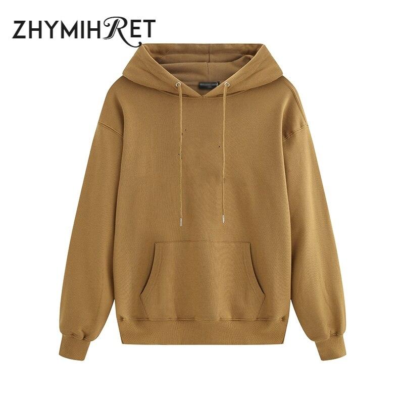 VIP Link  2020 Spring Hoode Sweatshirt Casual Women Streetwear Fashion Pullover Female