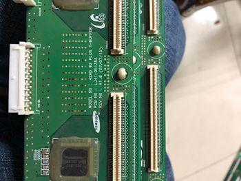 Oryginalna jakość PT42700NHD LJ41-05135A LJ92-01495A ekran S42AX-YD03 YB03 miejscu tanie i dobre opinie SZYLIJ