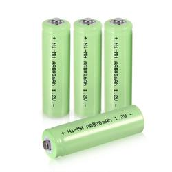 (2 pçs/lote) bateria recarregável aa 1.2v ni-mh, célula de luz solar para jardim/luz solar