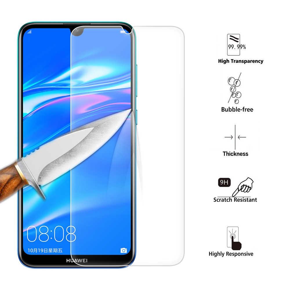 9H Tempered Glass untuk Huawei Kehormatan 20 Pro 20S 10 9 Lite Pelindung Layar Kaca untuk Huawei Kehormatan 8X 9X Pro 8A 10i Film Pelindung