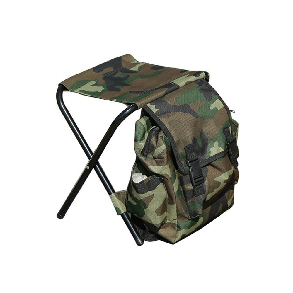 Складная сумка на стул для рыбалки, легкая сумка на стул для пикника, кемпинга, утолщенная складная переносная уличная мебель, новая