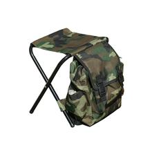 Folding Fishing Chair Bag Lightweight Picnic Camping Chair Thicken Foldable Outdoor Portable Easy To Carry Outdoor Furniture New