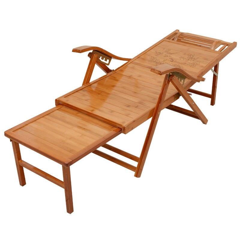 Noon Fold Deck Chair Leisure Time Household Rocking Chair Shake Rocking Chair Balcony Folding Chair Portable Sandy Beach Chair