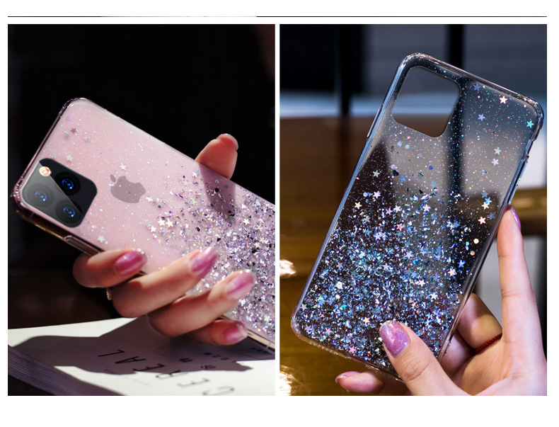Luxury Bling Case for iPhone SE (2020) 28