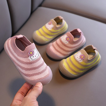 New brand leisure baby casual shoes hot sales classic slip on baby girls shoes infant tennis light breathbale baby shoes 2020 hot sales fashion baby casual shoes led lighted sneakers baby classic soft high quality baby girls boys infant tennis