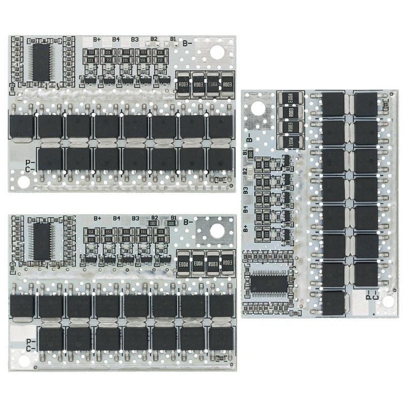 5S 100A 21V BMS 5S/3S Защитная печатная плата для литий-ионной батареи LMO Ternary