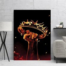 Настенная картина victory в скандинавском стиле модульная Картина
