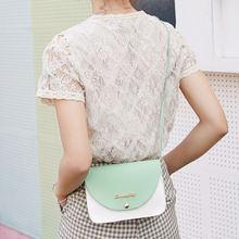 Маленькие сумки через плечо с клапаном для женщин летняя сумка