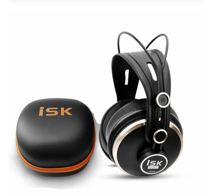Auriculares de Monitor Original ISK HD9999 Pro HD con control completo para auriculares DJ/Audio/mezcla/auriculares de estudio de grabación-in Auriculares y cascos from Productos electrónicos on AliExpress - 11.11_Double 11_Singles' Day 1
