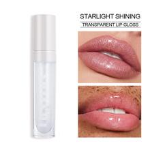 Transparent Lip Gloss Moisturizer Long Lasting Sexy Big Lips Pumper Waterproof Volume Lip Clear Lipgloss Makeup TSLM1
