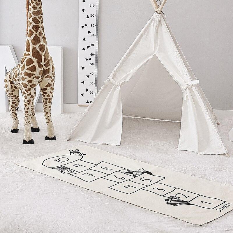 Kids Baby Playmat  Activity  Baby Developing Mat Crawling Rug Toddler Game Play Mat  72*170cm Decor YZL018