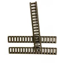 Rail-Cover Rubber Plastic Picatinny Rifle-Resistant 2 Hand-Z3f9 4pcs Bone-Fish-Ladder