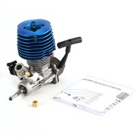 HSP RC Car 1: 8 Buggy Monster Truggy Nitro Engine SH 28 CXP Engine M28 P3 4.57CC 3.8hp 33000 rpm Side Exhaust Pull Starter Part