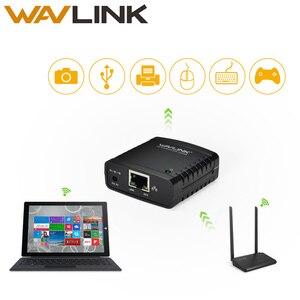 Mini USB 2.0 serveur d'impression réseau 100Mbps USB HUB LRP serveur d'imprimante partager un adaptateur d'alimentation LAN Ethernet avec Windows pour Canon