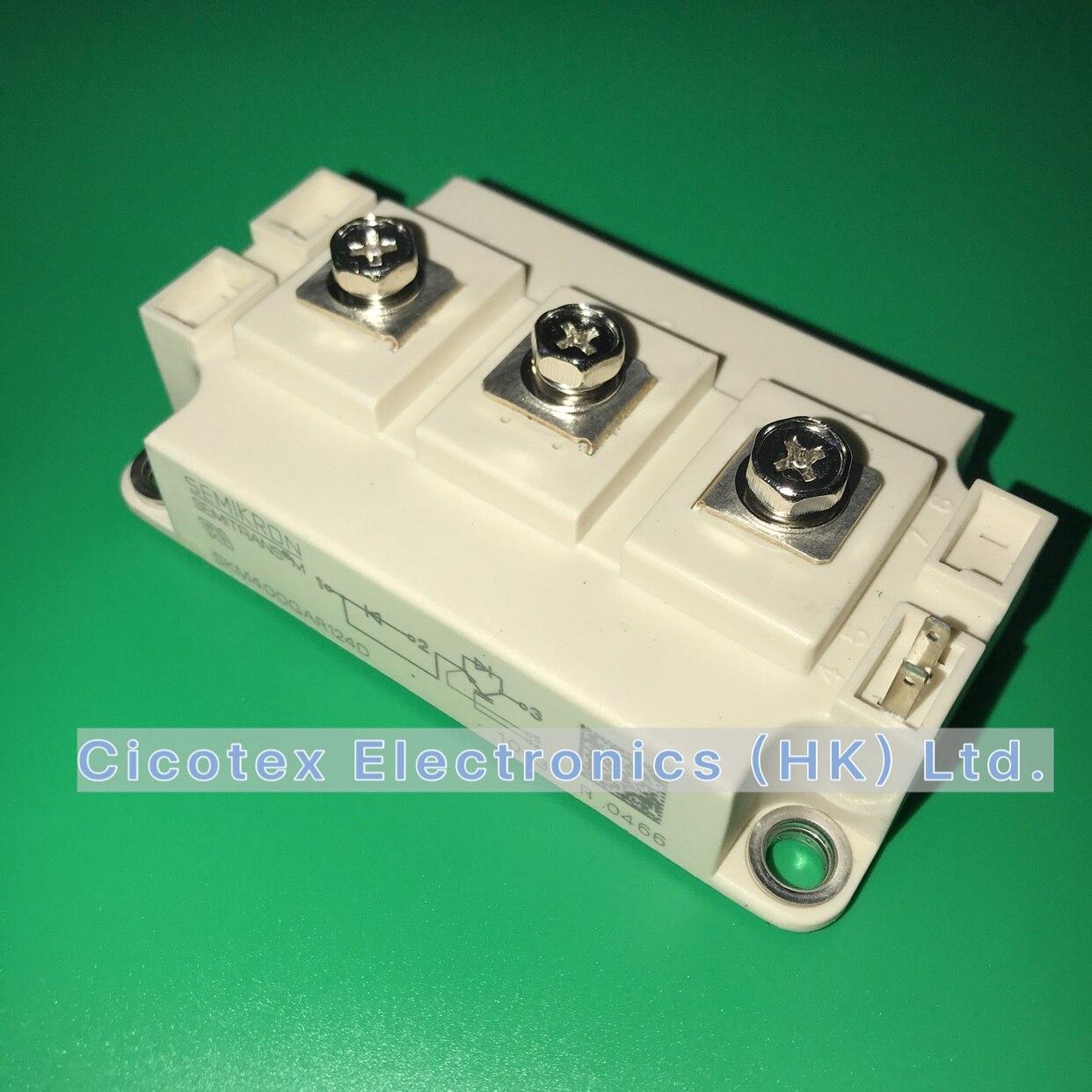 SKM400GAR124D Low Loss IGBT Modules SKM 400GAR 124D MODULE SKM400GAR124-D