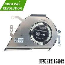 CPU Laptop Cooling fan para ASUS Vivibook 14 X420 Y406U Y406UA Y406F X420U R459FA 13NB0LA0M02111 FL3M