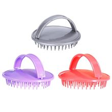 Comb Brush Shampoo Barber-Accessories Hairdressing-Supplies Hair-Growth-Massager Washing