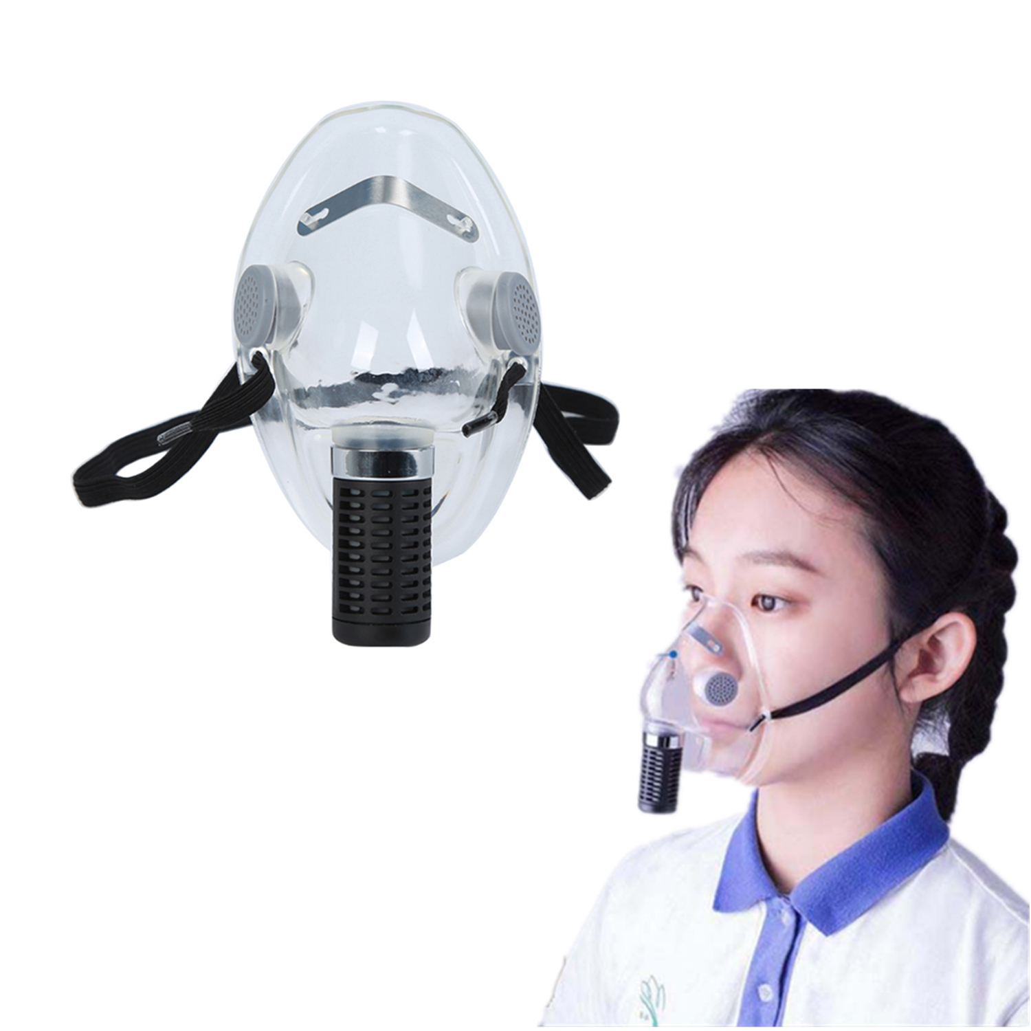 MDY-9 2020 Safety Masks Anti Dust Anti-fog Shield Respirator Reusable Protective Soft Face Mouth Mask Safe Protective Mask
