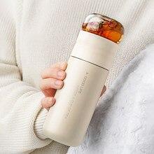 Çay demlik termos 300ml yalıtımlı fincan 316 paslanmaz çelik bardak termos şişe seyahat kahve kupa Termo Acero Inoxidable