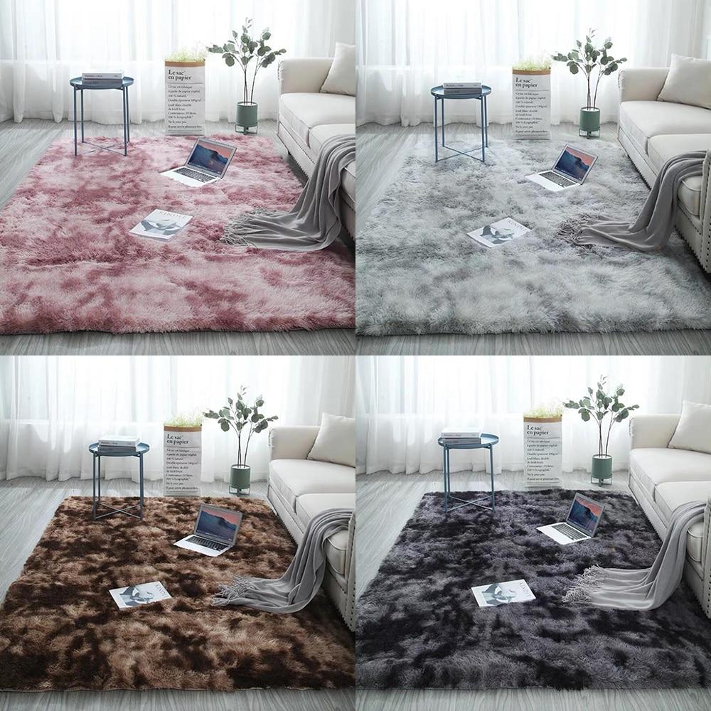 LUXWOOL Plush Soft Carpet
