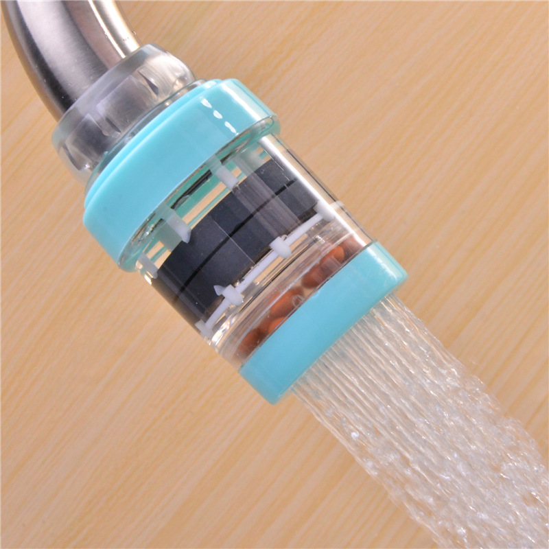 1PCS Stone Magnetized Tap Water Filter Bathroom Filter Water Purifier Faucet Water Filter