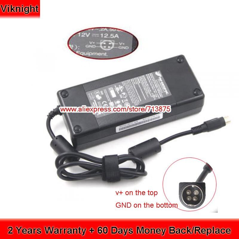 Genuine FSP150 AHAN1 12V 12 5A AC Adapter For QNAP TS 409 TS 412 Turbo NAS