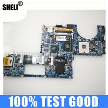 SHELI für Dell XPS 1640 CN-0Y503R C0Y503R Laptop Notebook Pc Motherboard Pavilion DA0RM3MBAD0 PWB Y505R Mainboard 100% Test Ok