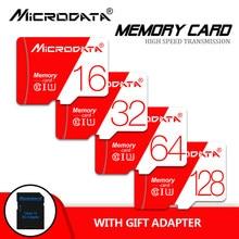 Cartão de memória de alta velocidade UHS-3 128gb 64gb micro cartão sd 32gb 16gb class10 UHS-1 cartão de memória flash microsd tf cartões sd & adaptador sd