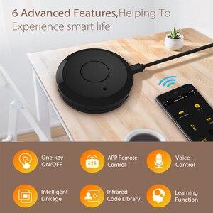 Image 5 - Universal Remote WiFi IRควบคุมHub Smart Voice ControlสำหรับAlexa Google Home OneสำหรับอินฟราเรดWiFi Remote controller