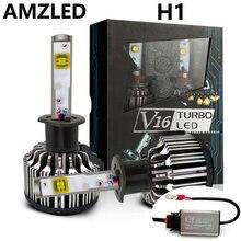 Светодиодный фонарь amz v16 turbo светодиодный h1 для автомобильных