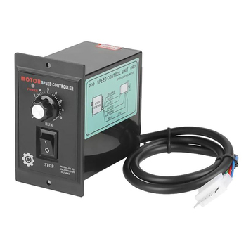цена на 400W AC 220V Motor Speed Pinpoint Regulator Controller Forward & Backward Motor Speed Controller
