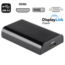 Usb 3.0 Naar Hdmi Vga Dvi Multi Display Adapter Displaylink Usb 3.0 Naar Vga Dvi Converter Voor Windows 10/8/7 Apple Mac Os