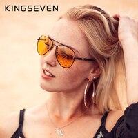2018 Mens Polarisierte Nacht Fahren Sonnenbrille Männer Marke Designer Gelb Objektiv Nachtsicht Driving Brille Blendung
