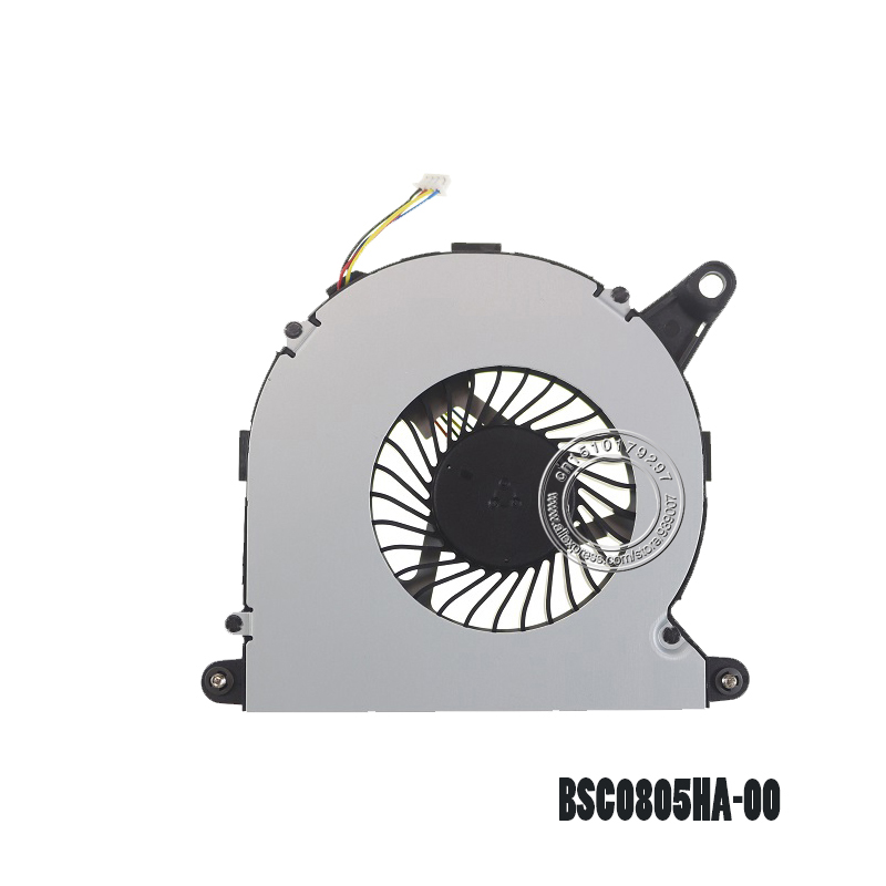 Все-в-одном Вентилятор охлаждения BAZB0808R5H BSC0805HA-00 DC05V 060A 4Pin D08008FN200330 для Intel NUC8i7BEH NUC8i5BEH NUC8i3BEH M.2 + SATA3