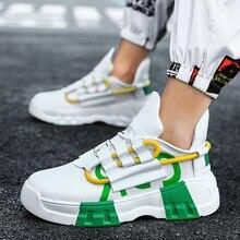 2019 Harajuku Autumn Vintage Sneakers Men Breathable Mesh Casual Shoes Comfortable Fashion Tenis Masculino Adulto
