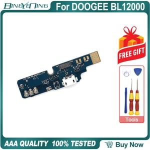 Image 4 - 100% 新オリジナル doogee BL12000 usb ポート充電ボード usb ボードとバイブレーターラウドスピーカー修理交換部品