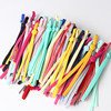 60 Pieces of Color Mask Elastic Band Nylon Elastic Handmade Diy Sewing Accessories Adjustable Mask Ear Rope Material 11-12CM