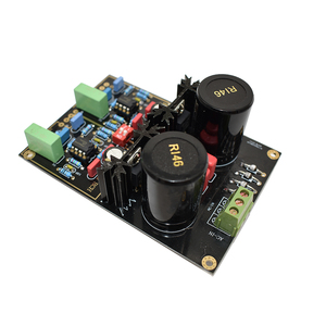 Image 2 - vinyl player NE5532 LME49720NA OPA2111 MM MC phono HiFi amplifier reference Germany DUAL circuit DIY kit finished  board B3 005