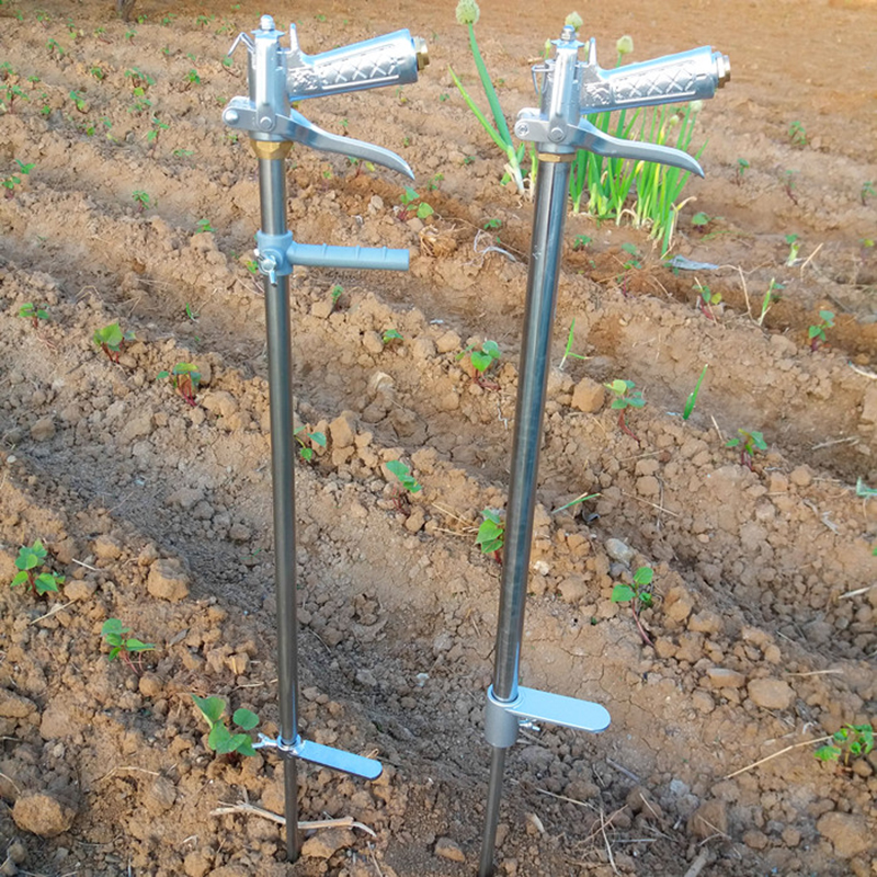 Stainless Steel Liquid High Pressure Farm Implement Fruit Tree Fertilization Gun Topdressing Gun