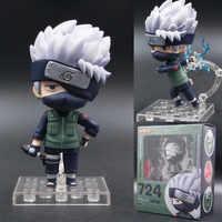 Naruto Hatake Kakashi #724 Anime Figur Shippuden Nette PVC Modell Naruto Sammlerstücke Spielzeug Für Kinder Uchiha Sasuke Aktion Figurine